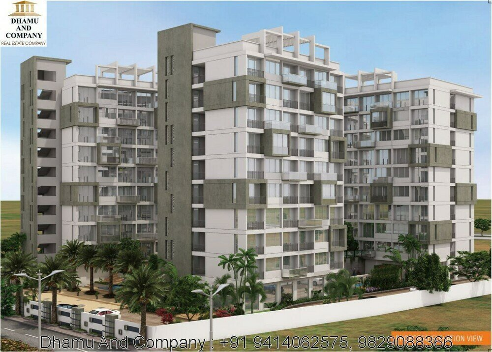 Funished Studio Apartment For Sell Jaipur  1bhk, 2bhk