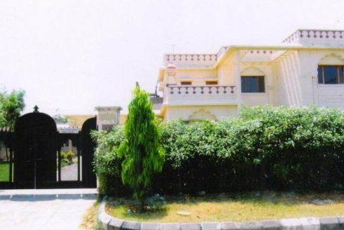 raj aangan - Nri colony villa jaipur