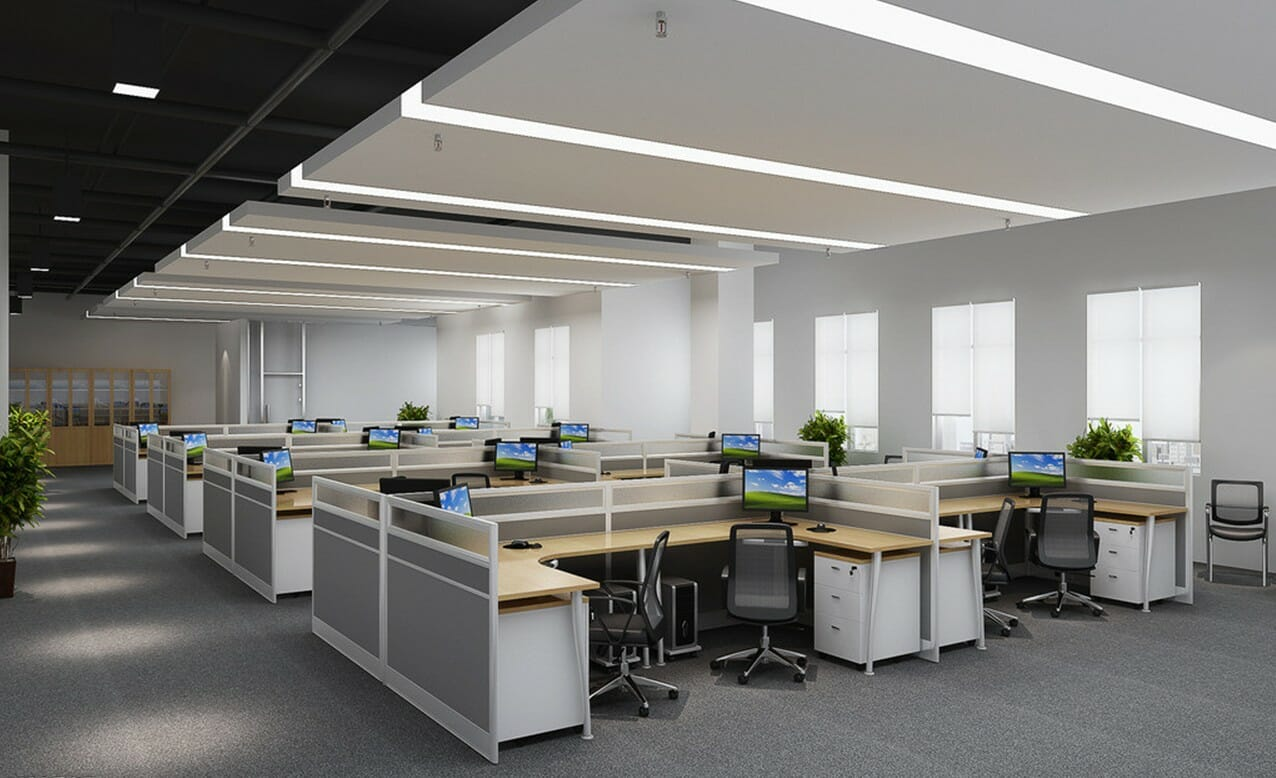 Furnished Office For Rent in C-Scheme Jaipur – 4600 sq ft