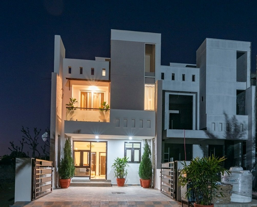 3 Bhk Villa For Sale in Sirsi Road Jaipur