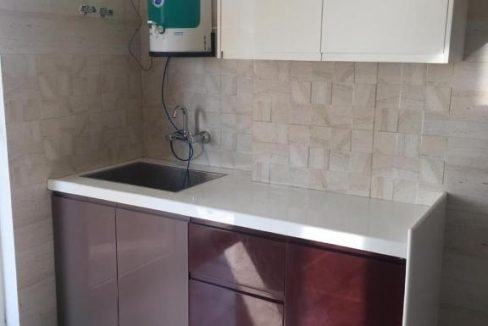 flats for sale near airport jaipur - kitchen