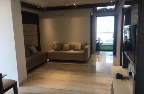 flats for sale near airport jaipur - living room