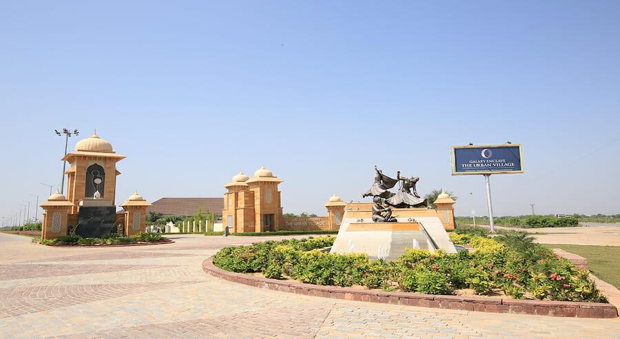 Galaxy enclave - urban village jaipur 11