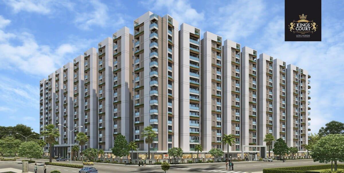 Vardhman Kings Court Jaipur – 3, 4 bhk Luxury Flat in Jagatpura Jaipur