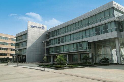 Mahindra Sez Jaipur - Deutsche-Bank-Evolve-IT-SEZ-1
