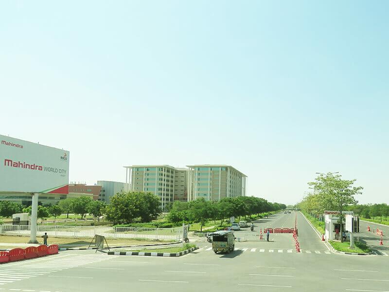 Mahindra Sez Jaipur - Main-Entry-Multi-Product-SEZ
