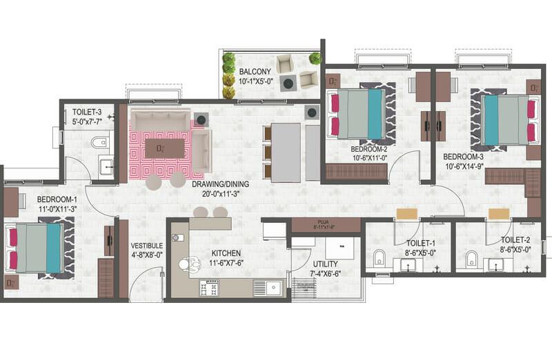 Property Floor Plans