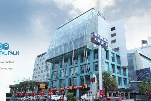 crystal mall jaipur - showroom for rent jaipur