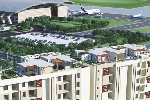 shivgyan vivanta jaipur - 3 bhk flat for sale