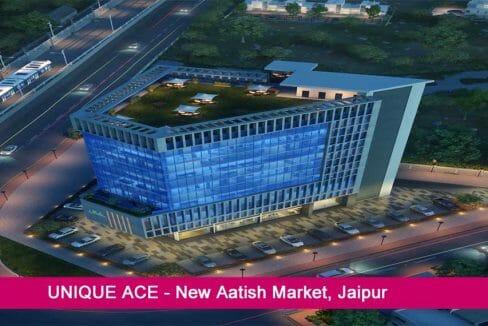 unique-ace-jaipur - commercial office for sale rent